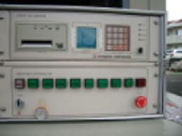 漏洩試験装置